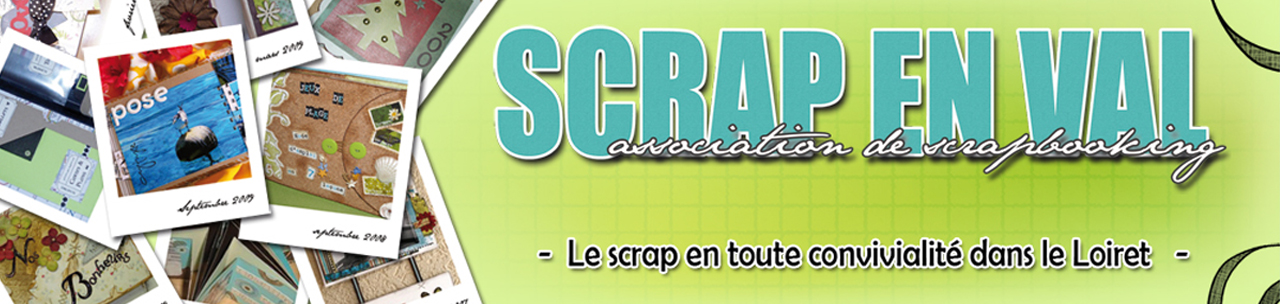 Scrap en Val: Crop et Atelier en Ligne Index du Forum