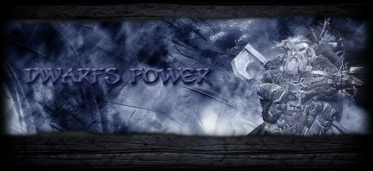 Dwarfs Power Forum Index
