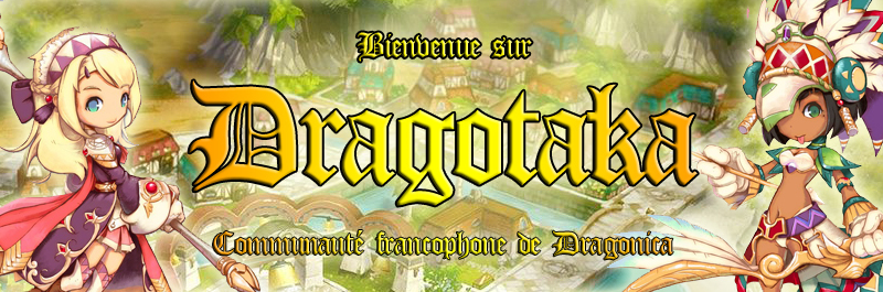 Dragonica-World Index du Forum