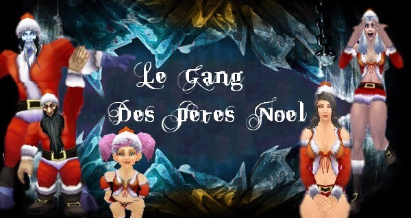 Le Gang Des Pères Noël Index du Forum