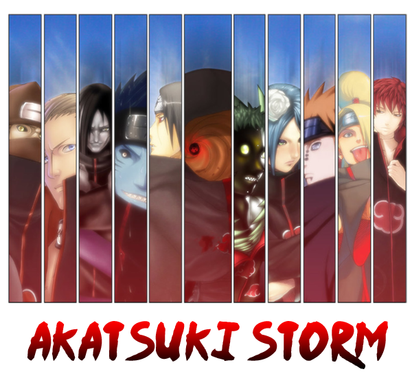 Akatsuki Storm Index du Forum