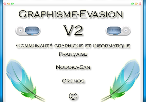 Graphisme Evasion Index du Forum