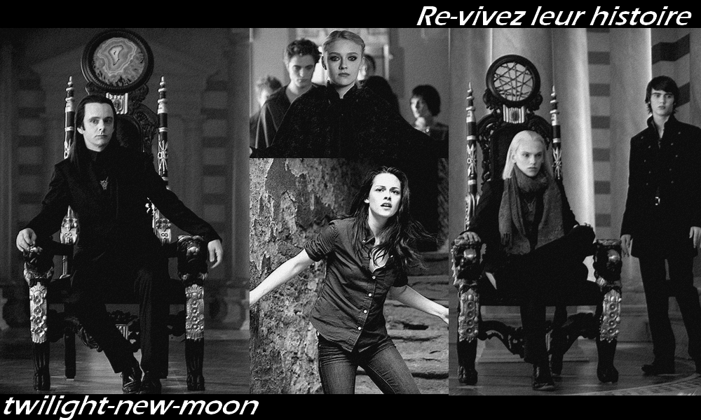 twilight : new moon  Index du Forum