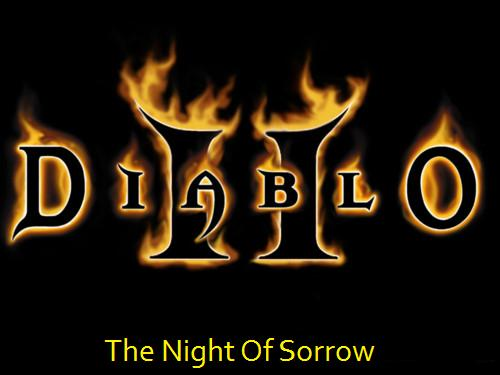 The Night Of Sorrow Forum Index