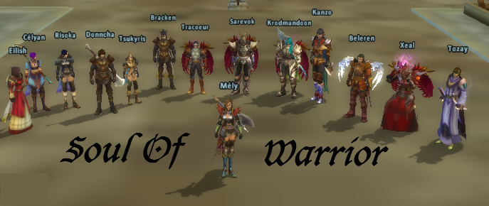 soul of  warrior Index du Forum