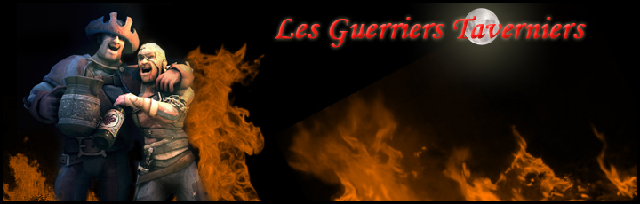 [GT] Guerriers taverniers Index du Forum