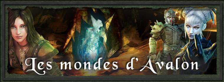 Les Mondes d'Avalon Index du Forum