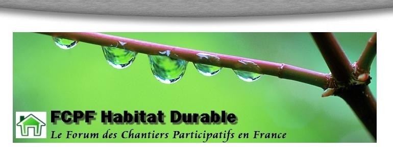 Fcpf habitat durable r gion sud ouest for Forum habitat plus
