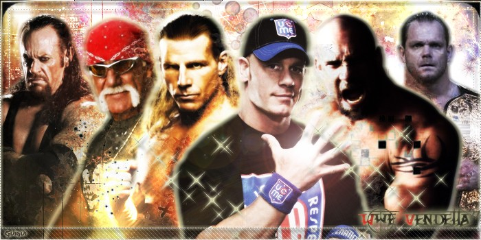 WWE federation of 38 Index du Forum