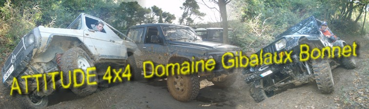 Attitude 4X4 Index du Forum
