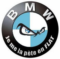 Je me la pète en FLAT-BMW Index du Forum