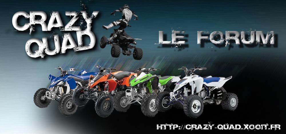Forum Crazy Quad