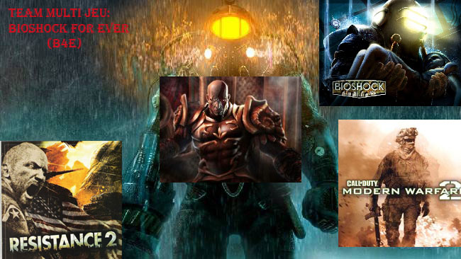 Team PS3 Bioshock For Ever Index du Forum