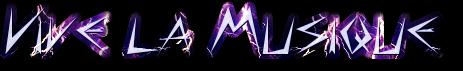 vive la musique Index du Forum