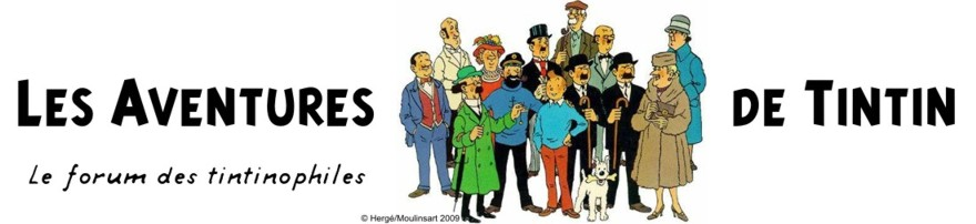 Les Aventures de Tintin Forum Index