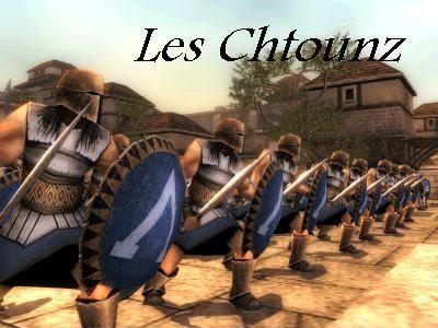 Alliance Les Chtounz Index du Forum