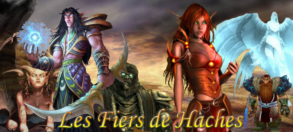 les fiers de haches Index du Forum