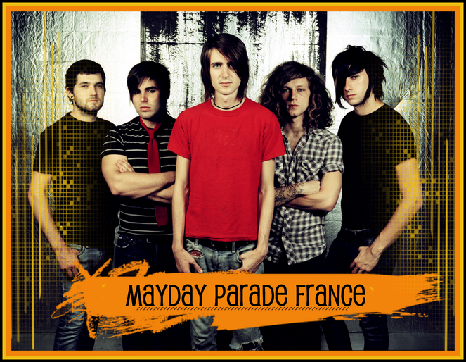 Mayday Parade France Index du Forum