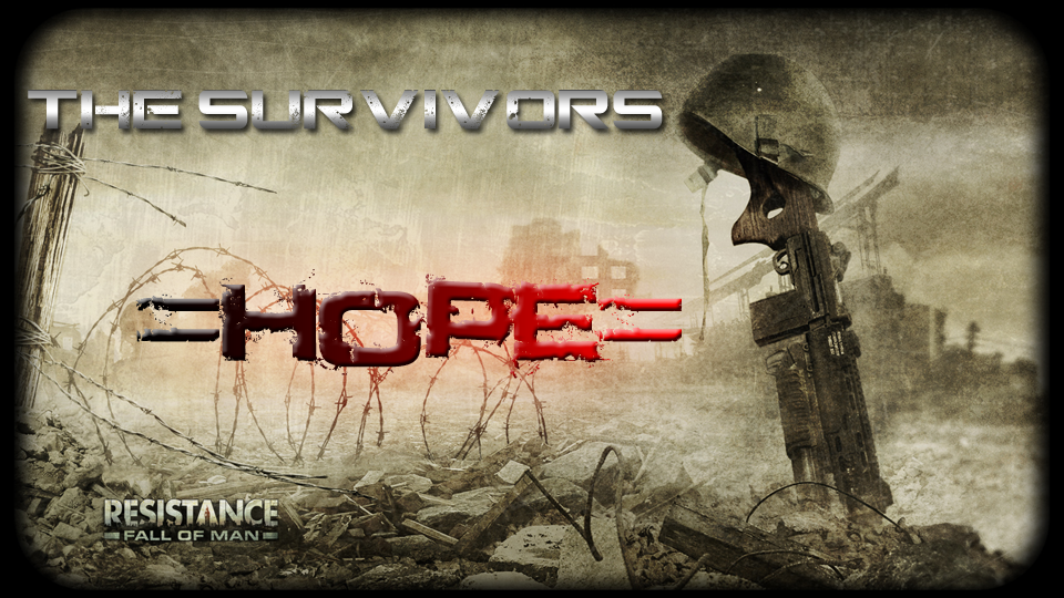 La Team SurvivoRs sur Resistance Retribution Index du Forum