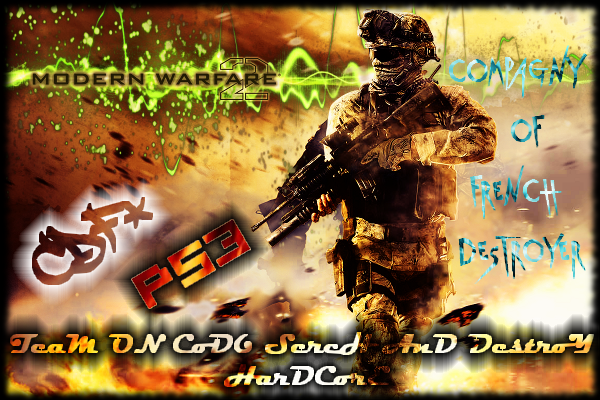Mw2 R&D hard' Index du Forum