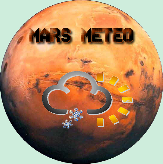 La Météo de Mars Index du Forum