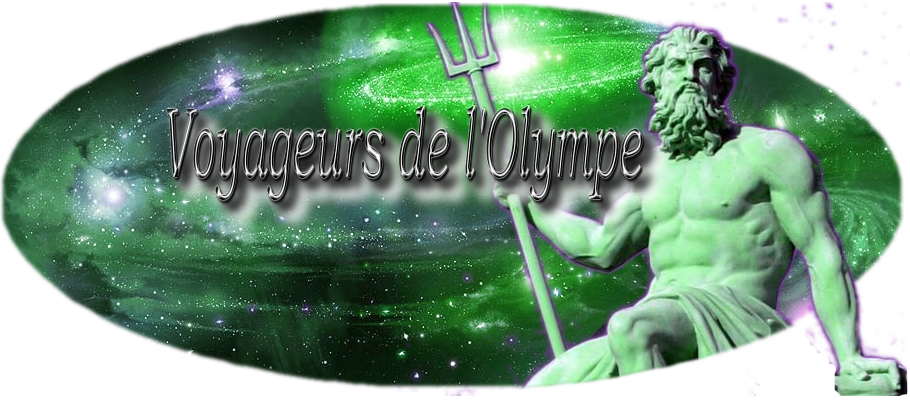 Voyageurs de l'Olympe Index du Forum