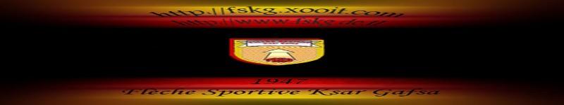 La Flèche Sportive de Ksar Gafsa Index du Forum