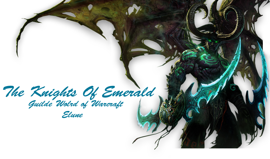 The Knights of Emerald Index du Forum