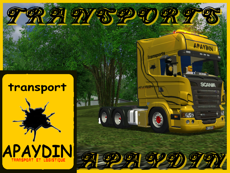 ~~Transport APAYDIN~~ Index du Forum