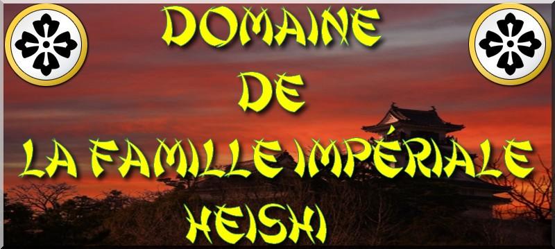 Domaine de la famille heishi Index du Forum