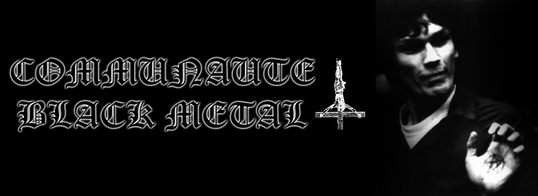 Communauté Black Metal Forum Index