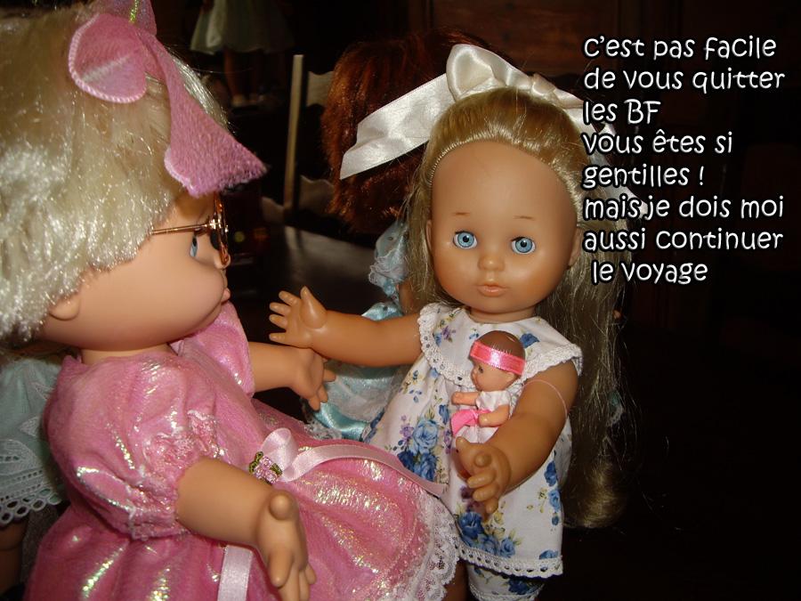Le tour de France  (Doucette va à la plage ) pg 3 I-45da253
