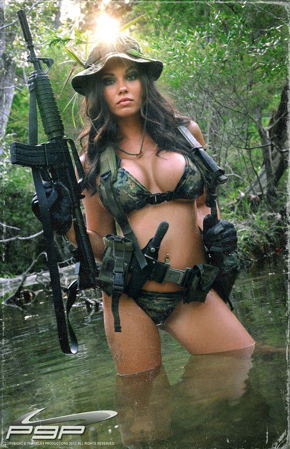 военные девченки их попки фото
