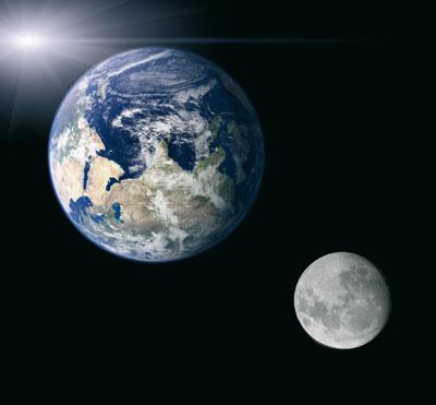 Saint seiya omega les lunes de notre syst me solaire for Jardin et la lune