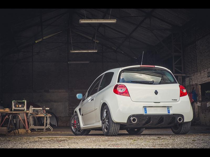 Clio RS Concept ® Photo du mois