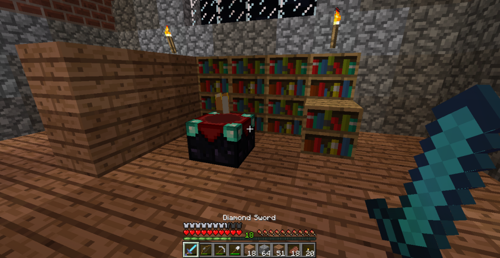 Minecraft - Table d enchantement minecraft ...
