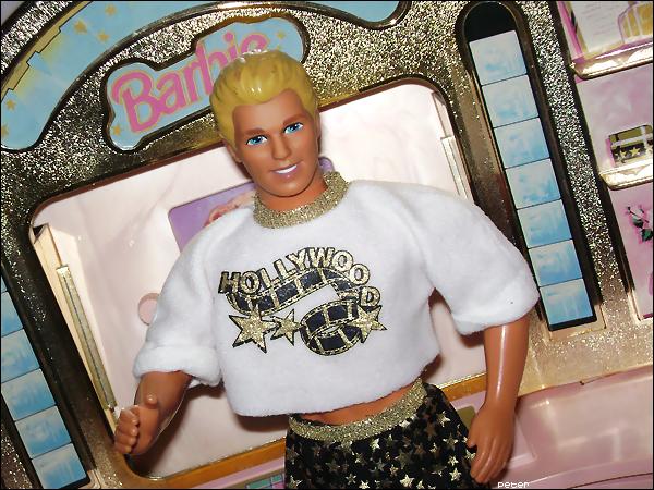 Mes Barbie Ken-hollywood-hair-45243b3