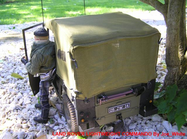My LAND ROVER LIGHTWEIGHT COMMANDO Action Joe (French) 2005-06-22-23.20.08-4595b2d