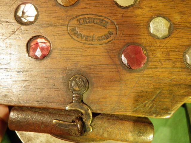 Outils anciens art populaire miroir alouette ficelle for Pierre mabille le miroir du merveilleux