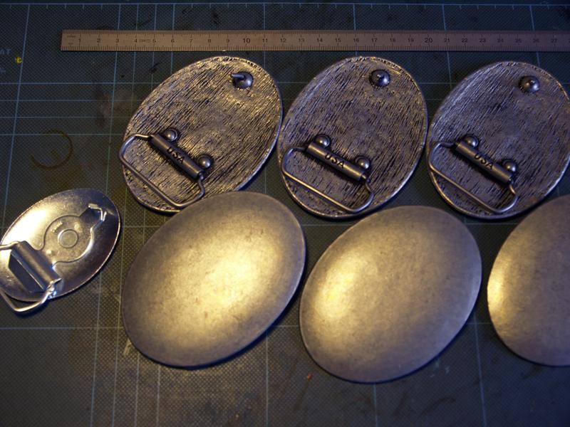 couleurs harmonieuses ramassé france pas cher vente Boucles de ceinture vierge.