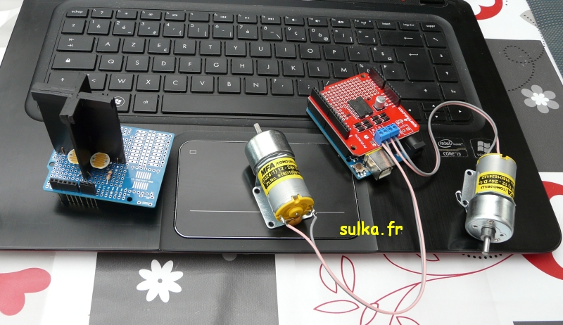 simple duino tracker solaire arduino. Black Bedroom Furniture Sets. Home Design Ideas