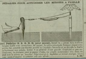 Outils anciens art populaire test de memoire for Miroir au alouette
