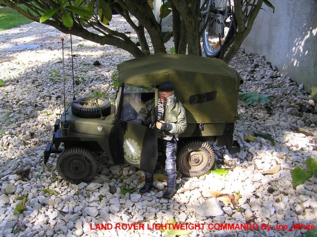 My LAND ROVER LIGHTWEIGHT COMMANDO Action Joe (French) 2005-06-22-23.18.11-4595a96