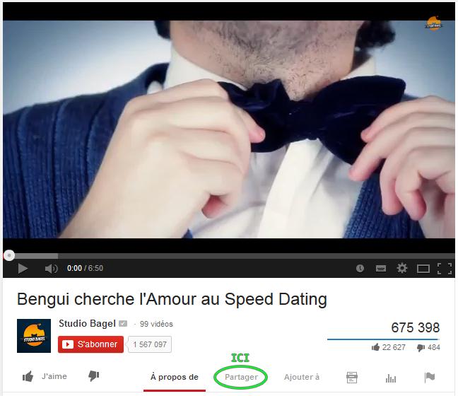 youtube bengui au speed dating