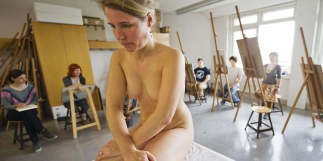 Les 7 modles de nu que tu croiseras en cole d'art