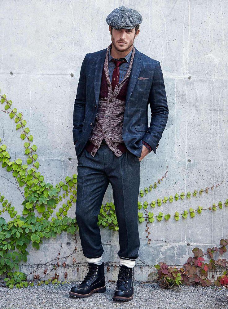 Fashion Men Casual 2013 Depiedencap :: ...