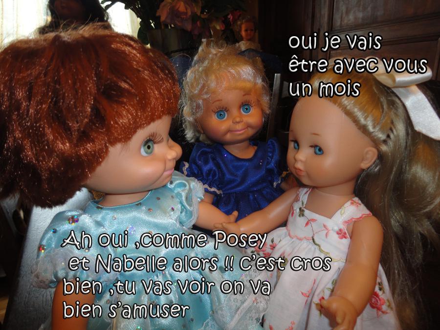 Le tour de France  (Doucette va à la plage ) pg 3 7-458726c