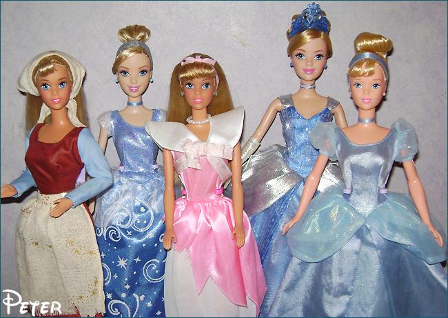 Mes poupées Disney :) Cinderella-4437828