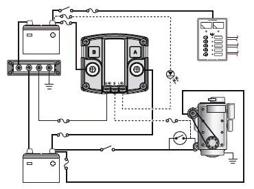 port espiguette montage d 39 une batterie en parrall le. Black Bedroom Furniture Sets. Home Design Ideas