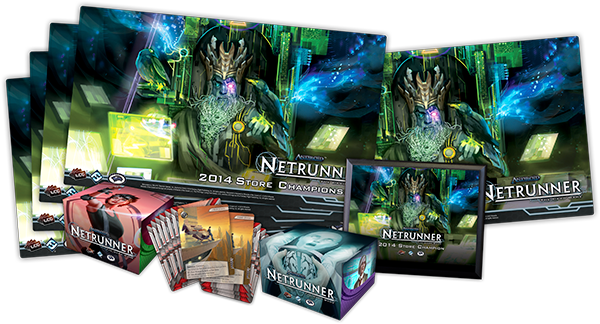 Lots officiels Netrunner